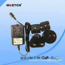Universal power adapter supplier for multi mobile charger