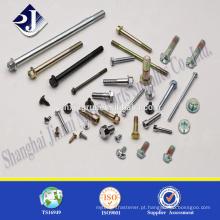 Classificação 8.8 Bolo de flange Din6921M20 com acabamento em zinco
