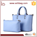 Último bolso de cuero Grace Fashion Handbag Women Set