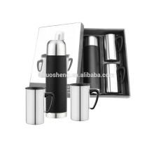 Edelstahl Doppelwand Tasse Kaffee Becher Geschenksets BT013