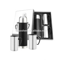 acero inoxidable doble pared taza de café taza regalos BT013