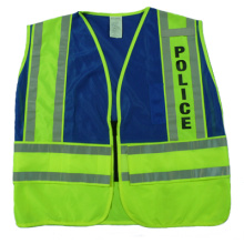 Hi-Vis Reflective Safety Vest with Mesh Fabric