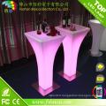 Bar extérieur LED Cocktail Table Garden Frunitrue