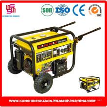 Elepaq Typ-Benzin-Generatoren (SC5000CXS2) für Zuhause & Outdoor-Stromversorgung