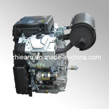Air-Cooled Two Cylinder Gasoline Engine Featured with Construction Machine (2V78F)