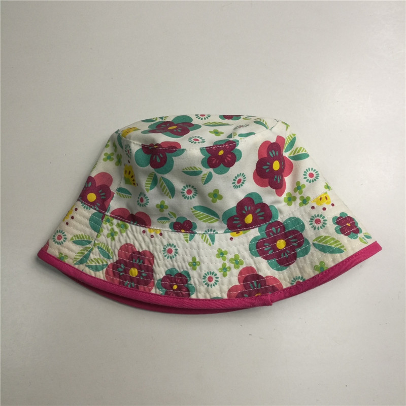 High Quality Print Bucket Hat Wholesale