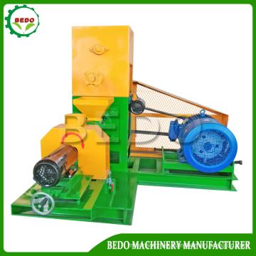 Máquina de procesamiento de alimentación animal Máquina de extrusión de peletización de alimentos para peces