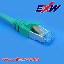 Cable de conexión Cat.6A U / FTP 10G