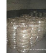 alambre galvanizado por inmersión en caliente (fábrica)
