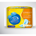 Kualiti tinggi Anion Chip Sanitary Napkin 290mm Winged
