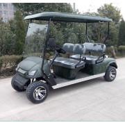chariot de golf de petite station 4 places de haute qualité