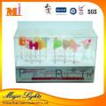 Venta al por mayor China Birthday Cake Candle Letters