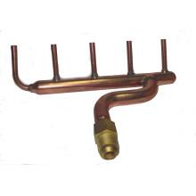 Manifold de cobre para el acondicionador de aire (puede modificar para requisitos particulares)