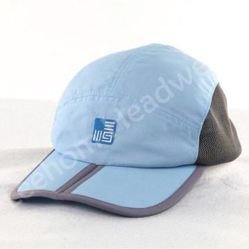 Golf Sports Trucker Mesh Caps mit faltenden Visier