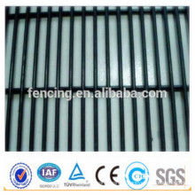 358 security fence/anti climb fence/ RAL9005 358 High Security fence low proice