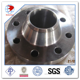 B16.5 A105 RF CL150 SCH40 WN Flanges