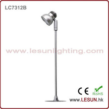 230-300lm carcasa de aluminio LED de pie proyector LC7312b