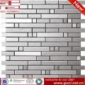 preço de venda quente barato Trapézio preço da telha de mosaico de aço inoxidável