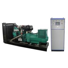 Generador diesel eléctrico de 350 kilovatios fijado para la industria