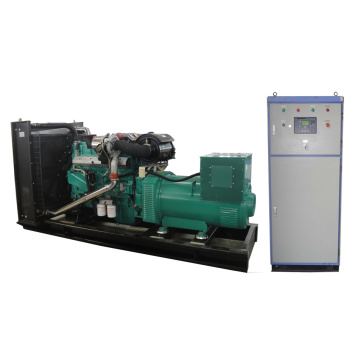 350 kW electric diesel generator set for industry