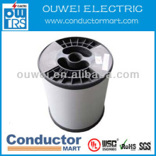 class200 polyamide imide enameled rectangular copper wire for oil transformer