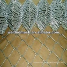 High quality hot-dip galvanized chain link fence (ANPING manufacture)