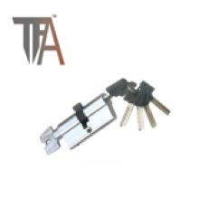 Einseitiger offener Schließzylinder TF 8004