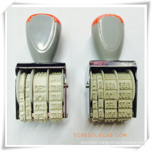 Number Date Roller Stamp for Promotional Gifts (OI36025)