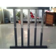 PVC ferro revestido varanda vedação
