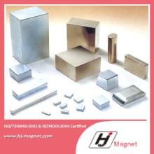 Divers sur mesure de haute qualité avec aimant de NdFeB de bloc solide