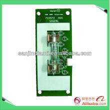 Kone PCB with flashing bulb KM713570G01, Kone elevator panel
