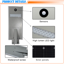 High Quality 30W Integrated Powerful LED Solar Street Light