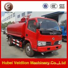 4X2 Hot 1000-1500 Gallonen Wassertank Feuerwehrauto