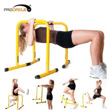 Barra horizontal de Parallettesl do Gym ajustável da porta de Procircle