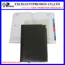 Gebundene Ausgabe PU-Leder-Tagebuch-Druck-Notizbuch (EP-B55513)