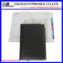 Cuero de PU de impresión de cuaderno impresión portátil (EP-B55513)