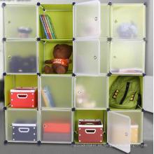 Organizador de almacenamiento de plástico blanco y negro, productos de almacenamiento para el hogar