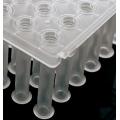 Стерильная 24-луночная расческа с пластиковым наконечником