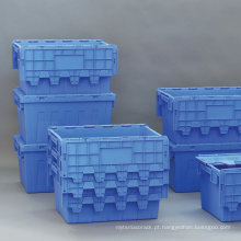 Recipientes de plástico para armazenamento