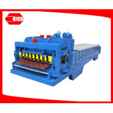 Metal Color Glazed Tile Roof Panel Roll Forming Machine (YX38-210-840)