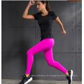 Pantalon de yoga de haute qualité 2016, pantalons de yoga de sport féminin
