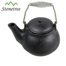 0.5QT Gusseisen Emaille Teekannen / Gusseisen Emaille Teekanne Wasserkocher