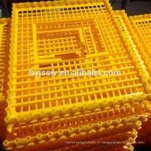Cage de haute qualité pour le transport des poulets vivants