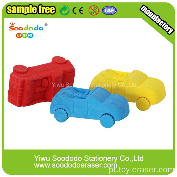 Big Truck Car Escola Fantasia Eraser