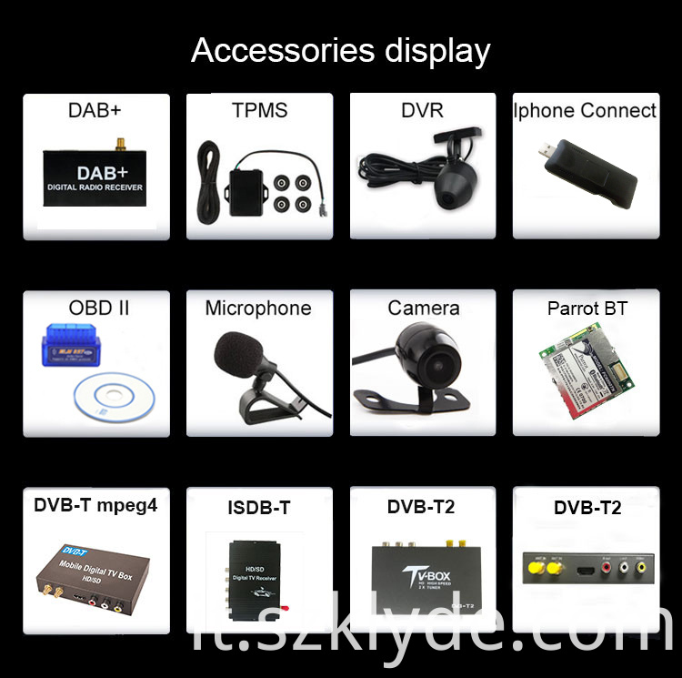 KLYDE accessories