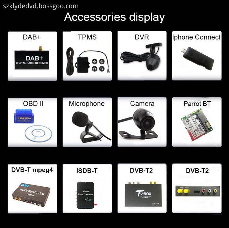 KLYDE accessories