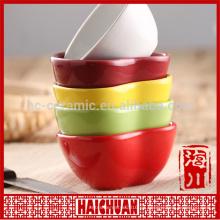 Color de la cerámica de cocción de alimentos