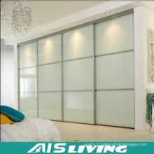 Placard moderne de garde-robe de porte coulissante de meubles à la maison (AIS-W978)