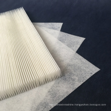 Thermostability Filament Spunbond Non-Woven Car Air Filter Media Roll