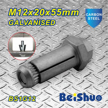 Expansion Bolts M12 for Curtain Walling Bolted Glass Facades